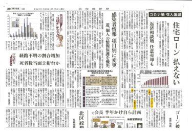 株式会社北海道新聞社 様に掲載されました。